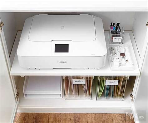 Printer Storage | 25 best ideas about printer storage on pinterest small