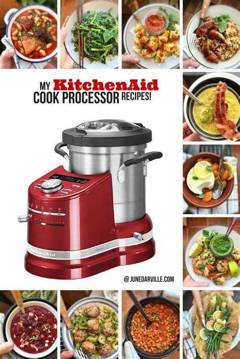kitchenaid cook processor recipes simple tasty