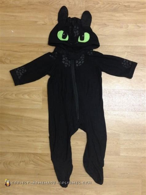 how to your toothless costume diy how to your toothless baby costume for 12