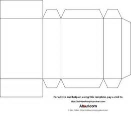 Paper Box Templates Free by Here S A Template For A Basic Box To Customize And