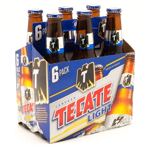 Tecate Light by Tecate Light 6 Pack Wine And Liquor Delivered To