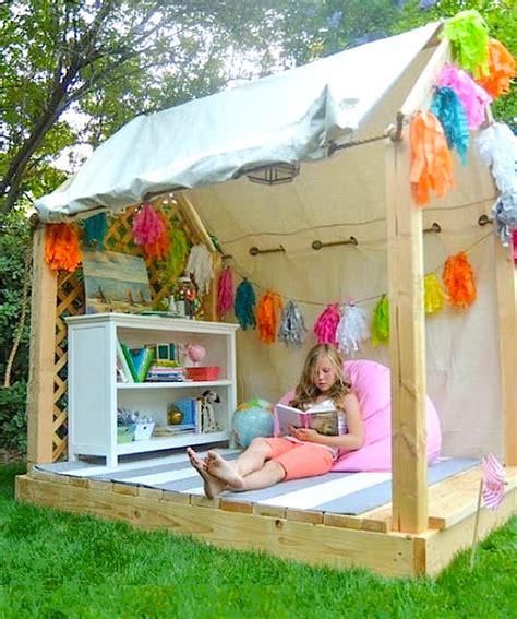 Build Backyard Playhouse by Outdoor Playhouses Handmade