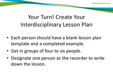 interdisciplinary unit plan template exciting strategies for 2014 ged test prep up in arms