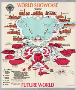 World Showcase Map by Epcot Center Tickets Amp Maps Disney Tourist Blog