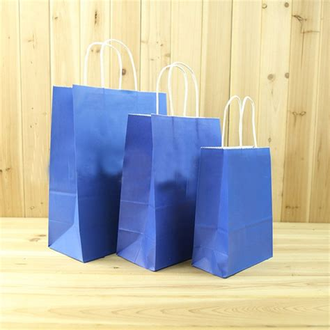 Craft Paper Gift Bags - recyclable bags craft paper gift bag with handles