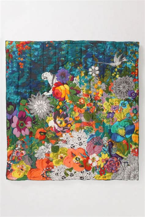 Quilts Like by Lush Landscape Quilt Anthropologie Quilting