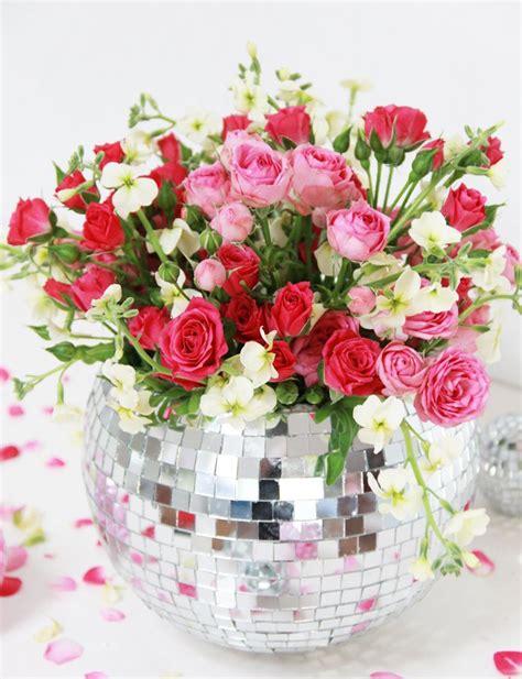 florero de cristal 13 sorprendentes ideas para decorar su floreros de cristal