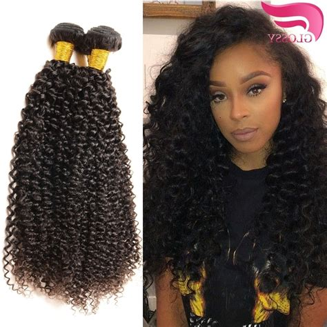 Curly Hairstyles For Black With Weave by Curly Black Weave Hairstyles Hairstyle Of Nowdays