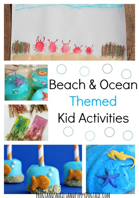 10 awesome beach themed projects for a vacation like feel summer c activities for toddlers a week by guide to