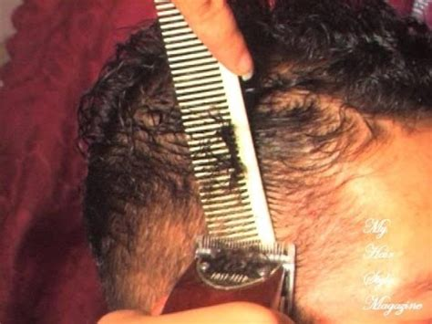 at home haircuts with clippers how to fade cut curly hair for men and boys with clippers