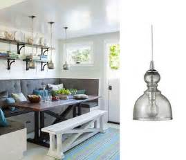 get the look kitchen nook lighting euro style home blog