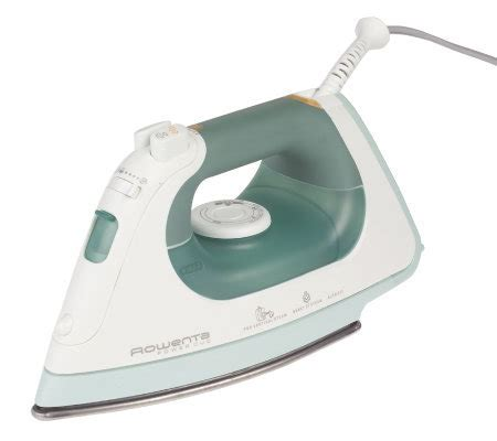 rowenta 1700 watt power duo iron with pro vertical steam