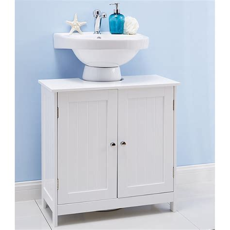 under bathroom sink storage ideas under kitchen sink cabinet the image white under sink