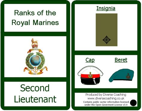 ranks in marine ranks of the royal marines diverse coaching