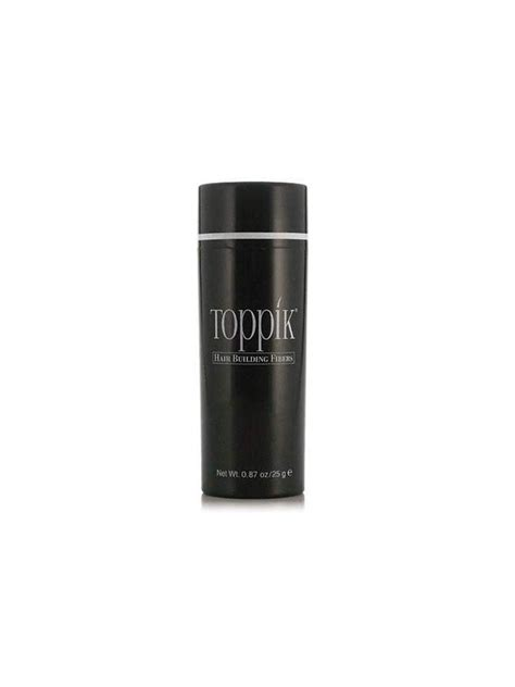 Toppik Keratin 27 5gr toppik hair building fibers instantly make thinning hair look thick and