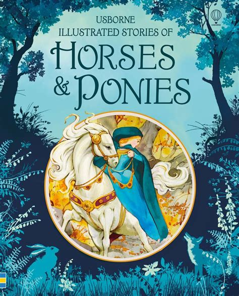 illustrated new year story illustrated stories of horses and ponies at usborne