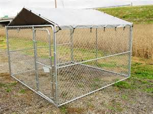 Exceptional 10x10 Dog Kennel #2: Kennelcovermedpitch.jpg