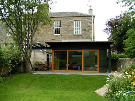 how to design a house extension richard murphy architects house extension seton place edinburgh