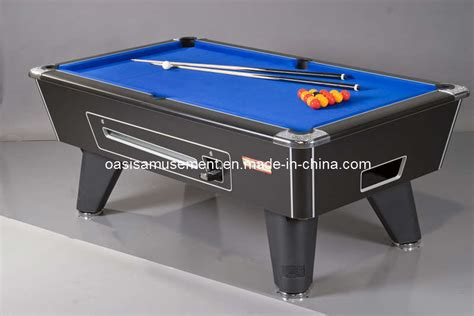 china billiard table coin operated pool table photos