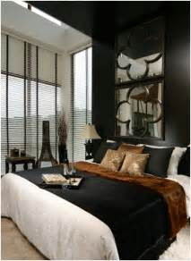 Black And Brown Bedroom Elegant Bedroom In Brown Black And White Colors Bedroom