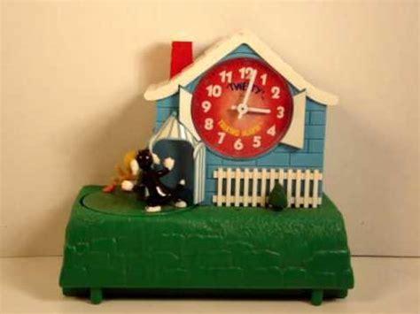 tweety animated talking alarm clock wmv