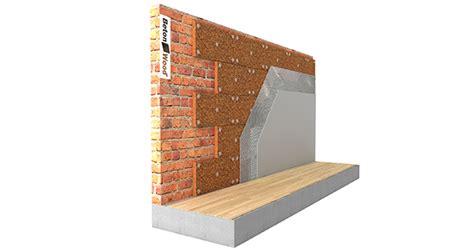 cappotto per interni betonwood sistemi per cappotto interno