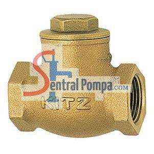 Onda Check Valve Tablon Klep 1 1 check valve tabok klep 1 1 4 inch sentral pompa solusi pompa air rumah dan bisnis anda