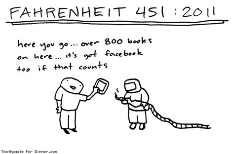 theme quotes from fahrenheit 451 blog reviews index