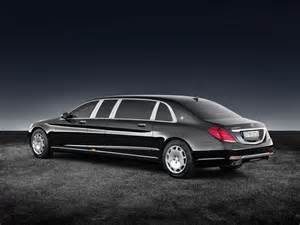 Who Makes Mercedes Mercedes Maybach 2017 S600 Pullman Guard Mercedes