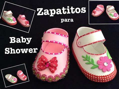 zapatitos unisex para baby shower de foamy o goma eva videomoviles zapatitos de ni 209 a para baby shower con foamy o goma eva