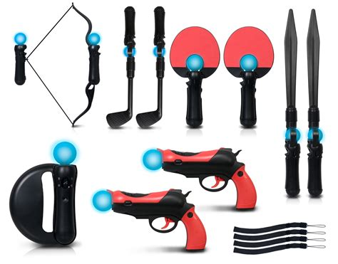 ps3 move playstation move 14 in 1 pack