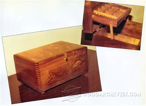 woodworking jewelry box plans free 1436 wooden jewelry box plans woodarchivist