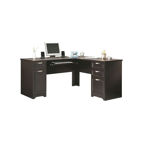 desk l with outlet realspace magellan l shaped desk realspace outlet