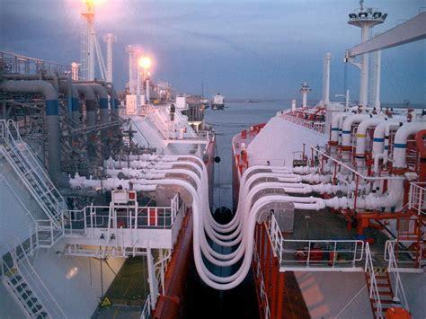 How To Ship A ship to ship transfers sts exmar