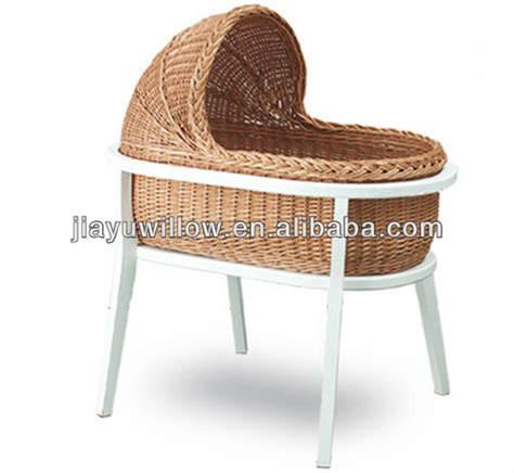 Wicker Baby Cribs Wicker Woven Baby Basket Infant Bassinet View Wicker Bassinet Jiayu Product