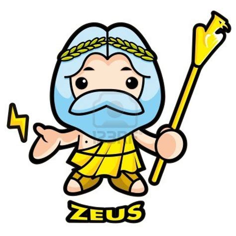 zeus the the 12 olympus gods mythz