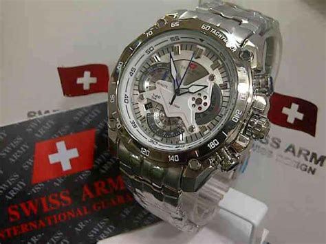 Swiss Army Sa 2193 Black Rosegold Ori jam tangan model terbaru di tahun 2014 toko brand