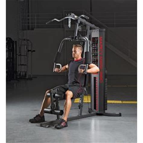 marcy 150 lb stack home fitness sports fitness