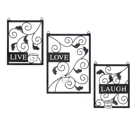Live Laugh Love Wall Decor | live love laugh wall decor wholesale at koehler home decor