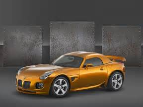 2005 Pontiac Solstice For Sale Pontiac Solstice Weekend Club Racer Concept