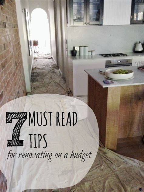 renovating a house on a budget 25 best ideas about house renovations on pinterest home