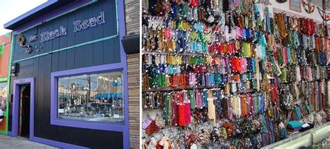 bead stores san diego ob shopping district