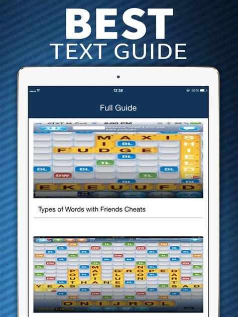 Cheats for Word With Friends Edition - AppRecs Words With Friends Cheat List