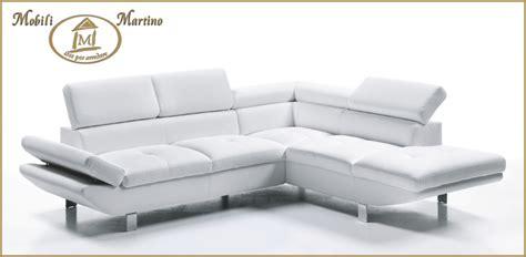divano angolare ecopelle divano angolare moderno in ecopelle bianco angolo salotto