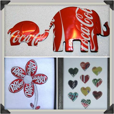 diy projects with soda cans 13 totally clever diy ideas to upcycle soda cans diy