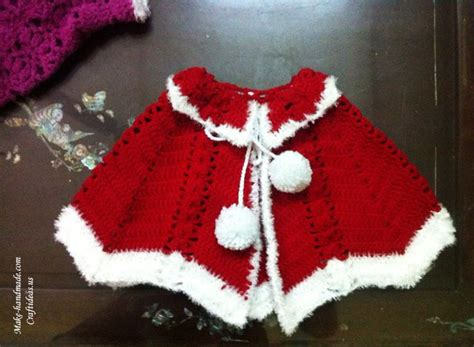 crochet christmas crafts crochet poncho ideas craft ideas