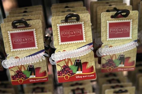 palate passport books epcot s annual food wine festival offers something for