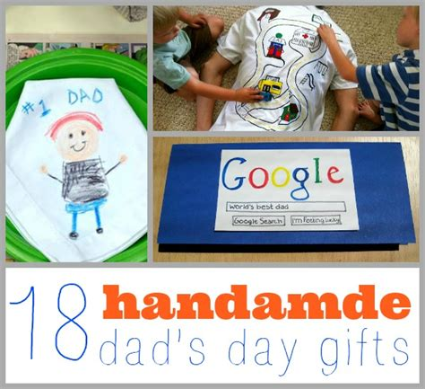 18 handmade dad s day gift ideas c r a f t