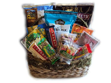 vegetarian gift basket for christmas healthy gift ideas