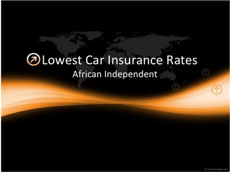 Low Rate Auto Insurance by Lowest Car Insurance Rates South Africa